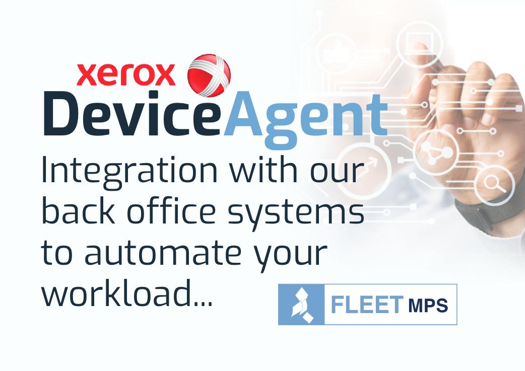 Xerox Device Agent